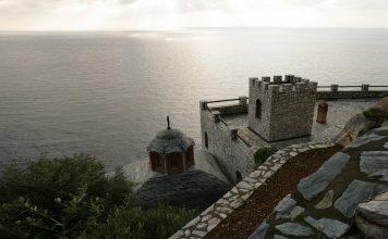 Карулия. Исихастирион Св. Саввы Сербского