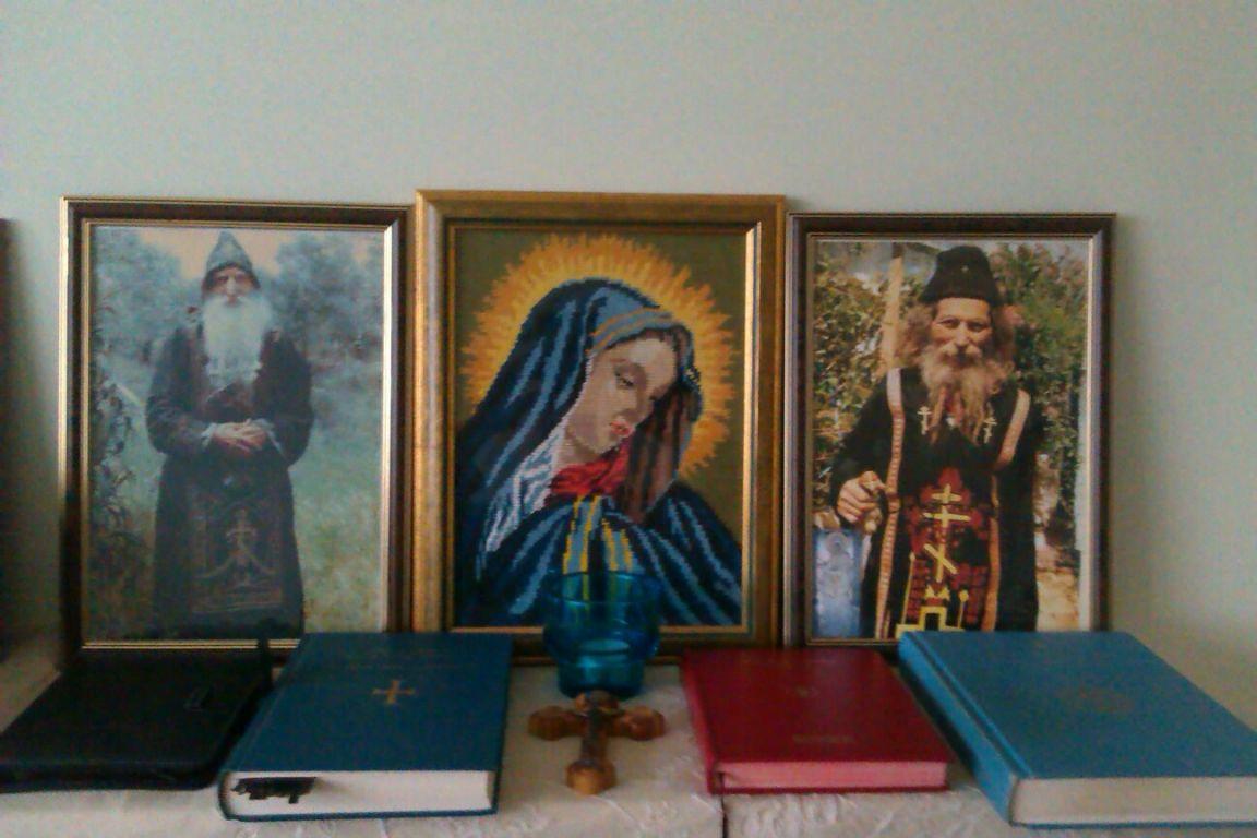 Папа Стефан. Святая гора Афон
