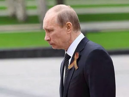 Путин. Россия.