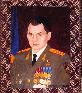 Министр ОбороныСергей Кожугетович Шойгу